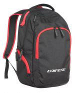 MOCHILA DAINESE D-QUAD NEGRO/ROJO