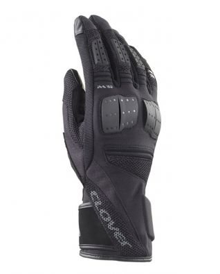 GUANTES CLOVER SW-2 WP NEGROS
