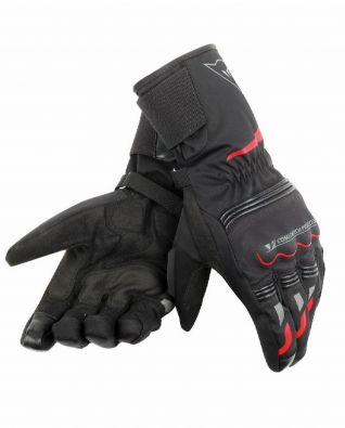GUANTES DAINESE TEMPEST NEGRO/ROJO