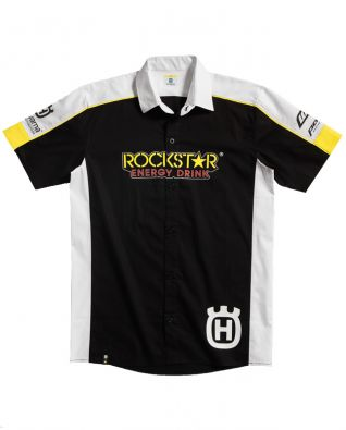 CAMISA HUSQVARNA FACTORY TEAM
