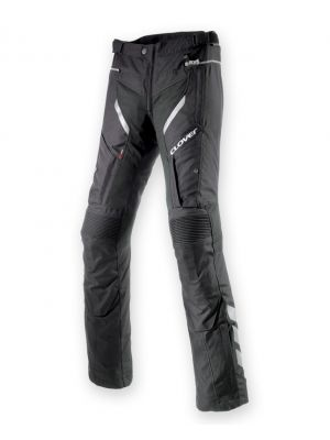 PANTALON CLOVER LIGHT-PRO WP PARA DAMA NEGRO