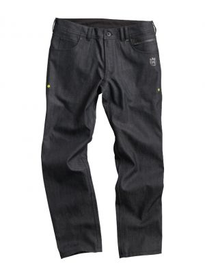JEANS HUSQVARNA PROGRESS CORTOS