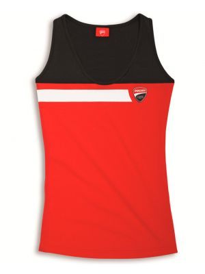 TANK TOP DUCATI CORSE SPEED PARA DAMA