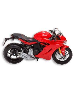 MOTO DUCATI A ESCALA SUPERSPORT S
