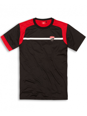 PLAYERA DUCATI DC POWER NEGRA
