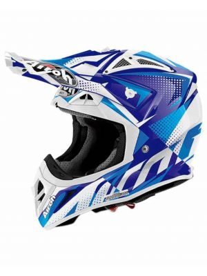CASCO AIROH AVIATOR 2.2 FLASH AZUL