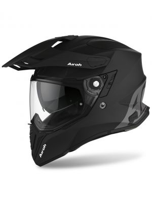 CASCO AIROH COMMANDER NEGRO/MATE