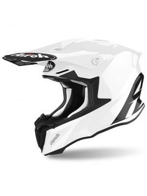 CASCO AIROH TWIST 2.0 BLANCO