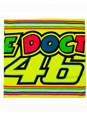 BANDERA VR46 THE DOCTOR 46