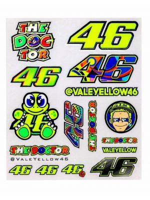 CALCOMANIAS VR 46 GRANDES A