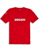 PLAYERA DUCATIANA 2 ROJA