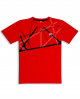 PLAYERA DUCATI GRAPHIC NET ROJA