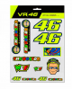 CALCOMANIAS VR 46 GRANDES B