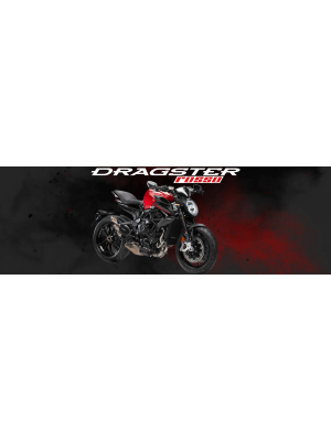 DRAGSTER 800 ROSSO